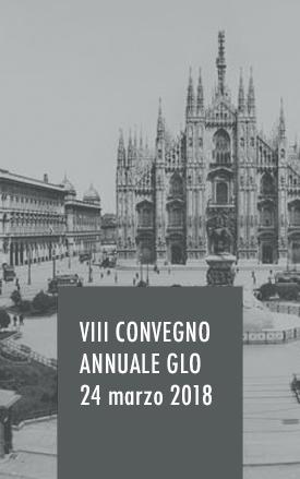 VIII Convegno Annuale GLO