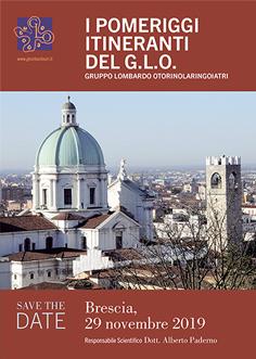 Pomeriggi Itineranti del GLO-Brescia 29 Novembre 2019