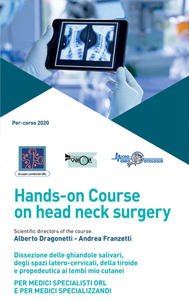 Hands-on Course on head neck surgery Cremona, 19/20 giugno 2020