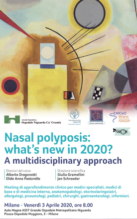 Nasal polyposis: what's new in 2020? A multidisciplinary approach