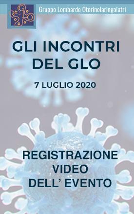 GLI INCONTRI DEL GLO- 7 luglio 2020_link al video